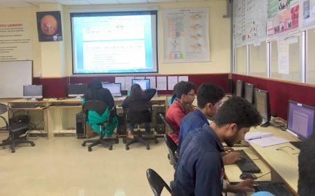 At Bioinformatics Lab